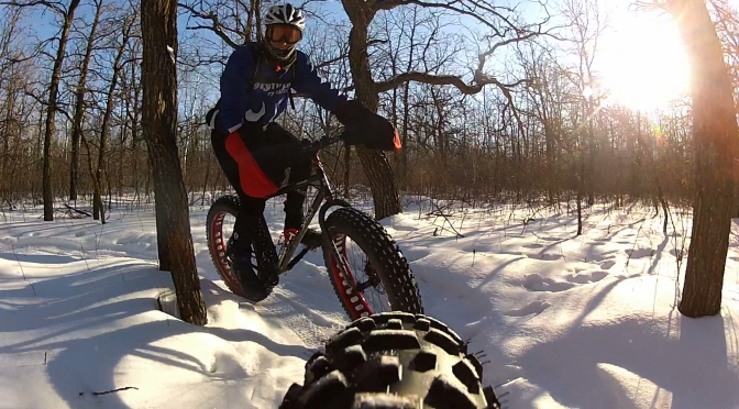 Fattie Fun ahead on the Bur Oak Trail – Sunday 11 Dec 16 at 9AM