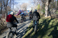 Fat Bike Skills Clinic 8 Nov 2015 - Pic 10
