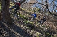 Fat Bike Skills Clinic 8 Nov 2015 - Pic 12