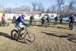 Fat Bike Skills Clinic 8 Nov 2015 - Pic 3