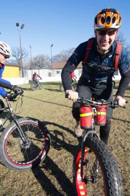 Fat Bike Skills Clinic 8 Nov 2015 - Pic 5
