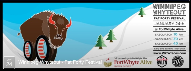 5 Reasons to Race … Winnipeg Whyteout – Fat Forty Festival