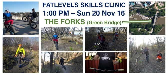 FAT LEVELS SKILLS CLINIC #3 – SUNDAY 20 NOV 2016