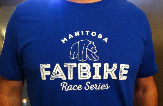 MB FatBike Race Series – Got my 'Tee'