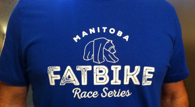 MB FatBike Race Series – Got my 'Tee'
