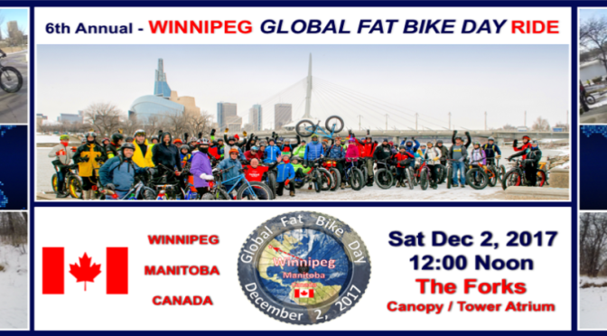 Winnipeg GFBD Ride – Route Map and Weather Factors