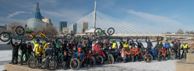 6th Annual Winnipeg GFBD Ride a HUGE success!