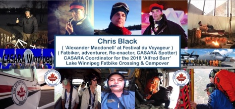 Chris Black - Picture Collage for 2018 Lake Wpg FB Crossing & Campover copy