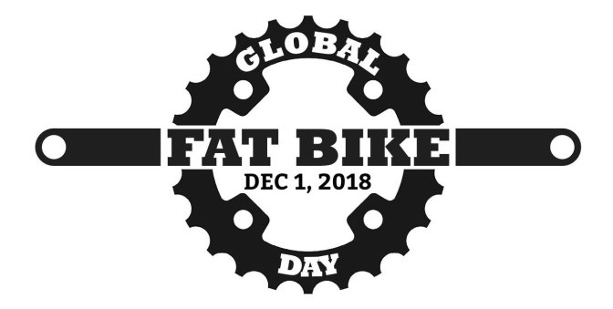Global Fat Bike Day:  2018 Banner Icon Released