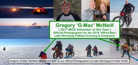 Gregory McNeill - Picture Collage for 2018 Lake Wpg FB Crossing & Campover copy