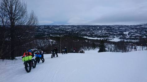 ITI Trg Camp at Geilo Norway Jan 2017 - 23