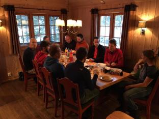 ITI Trg Camp at Geilo Norway Jan 2017 - 5