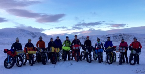 ITI Trg Camp at Geilo Norway Jan 2017 - A