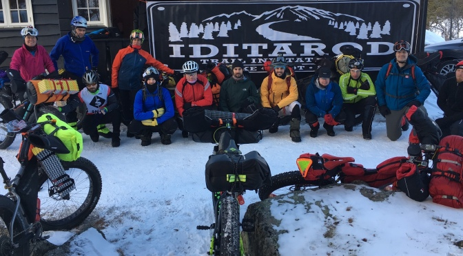 ITI Fatbike Winter Training Camp in Geilo, Norway:  Fat Tom K Reports