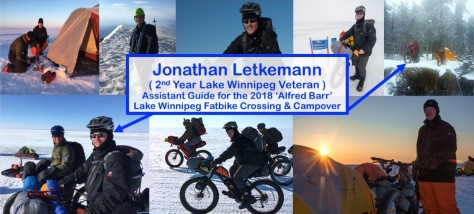 Jonathan Letkemann - Picture Collage for 2018 Lake Wpg FB Crossing & Campover copy