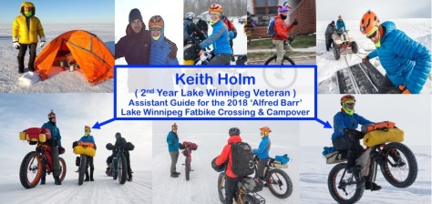 Keith Holm - Picture Collage for 2018 Lake Wpg FB Crossing & Campover copy