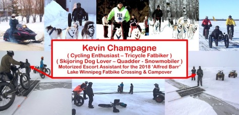 Kevin Champagne - Picture Collage for 2018 Lake Wpg FB Crossing & Campover copy