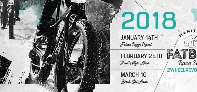 Race Plate Pickup Night – 10 Jan 2018: 2WR's MB Fatbike Race Series
