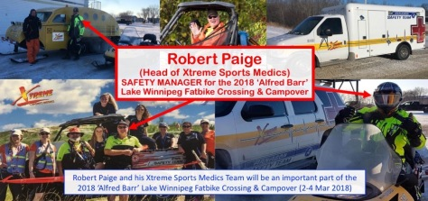 Robert Paige Xtreme Sports Medics - Picture Collage for 2018 Lake Wpg FB Crossing & Campover copy
