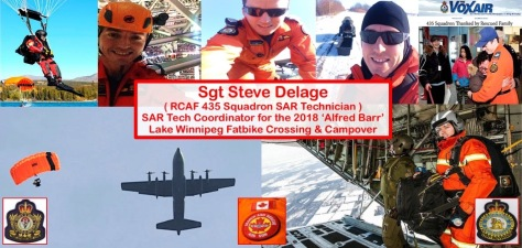 Sgt Steve Delage - Picture Collage for 2018 Lake Wpg FB Crossing & Campover copy
