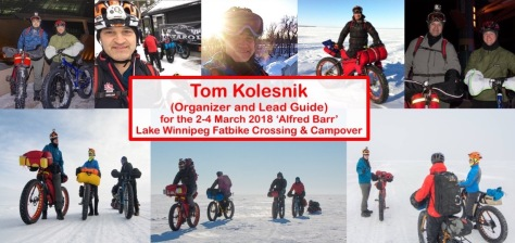 Tom Kolesnik - Picture Collage for 2018 Lake Wpg FB Crossing & Campover copy