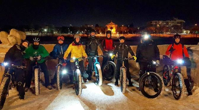 Ride Report: WCW's Fat Bike Club Ride – 22 Feb 2018