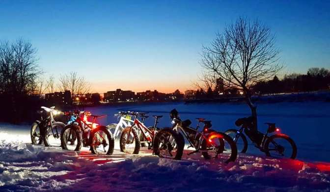 Ride Report:  WCW Fat Bike Club Ride – 8 Mar 2018