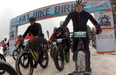 2016 Fat Bike Birkie Race - Video Thumbnail copy