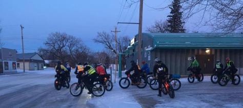 2018 AE - Cyclist 200 Start