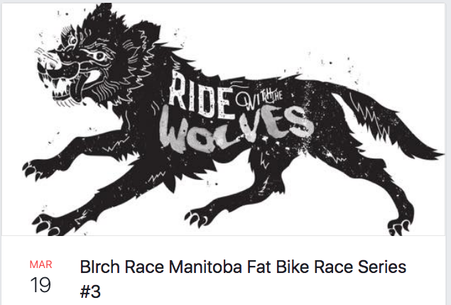 """Last Greatest Show on Snow"": 2WR's Birch Fatbike Race – 19 Mar 2017"