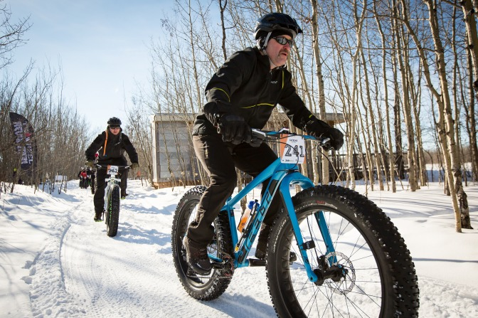 2WR's Fort Whyte Fatbike Race was a Blast!