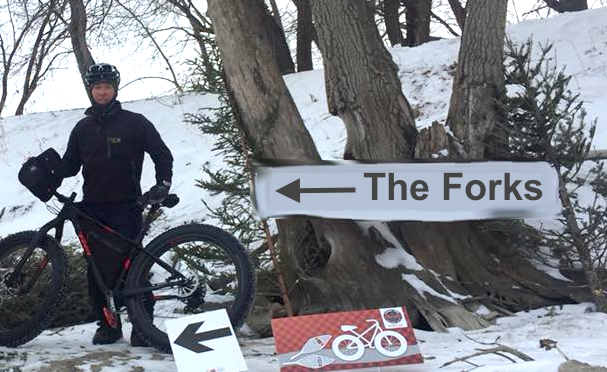 Invite to Fatbike at the Forks and Kick-off Actif Epica: Fri & Sat Evenings 16/17 Feb