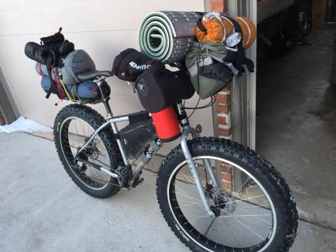 Blake Anderson's Fat Bike Rig