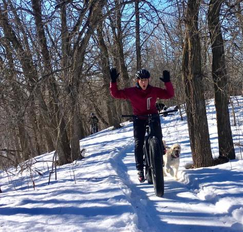 Brandon Hills - 23 Feb 2017 - Marty Roy, Rick Shone & Christa Rusk - 2
