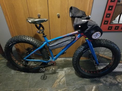 Dave Bell's Fat Bike Rig