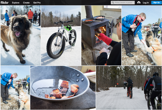 Grand Beach Prov Park FatbikeGroup Ride & BBQ:  Oh So Sweet it was!