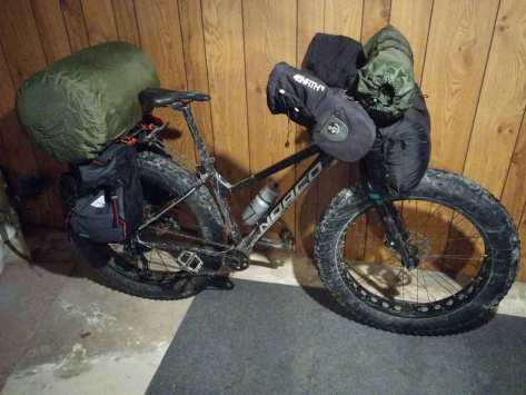 Jeff Hobden's Fat Bike Rig
