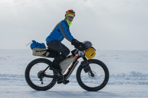 Keith's Fat Bike Rig