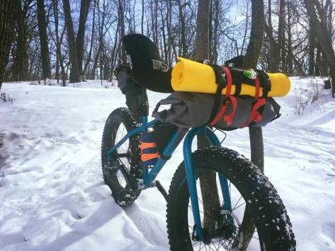 Kurt Lehmann's Fat Bike Rig 2