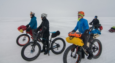 Lake Wpg Crossing Fat Bike Rigs 3