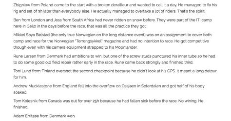 Nina Gassler's FV175 Race Report - fatbiking.eu - 5