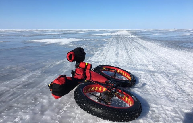 Lake Winnipeg Recce Report: All Good for a Fatbike Adventure Weekend!