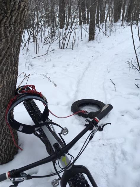 St Norbert Loop Trail - Marty Roy Feb 2017 - 2