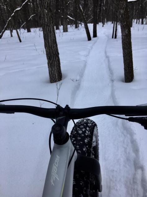St Norbert Trail Loop - 10 Feb 2017 Marty Roy - 2