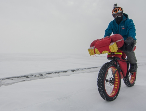 Tom K's Fat Bike Rig