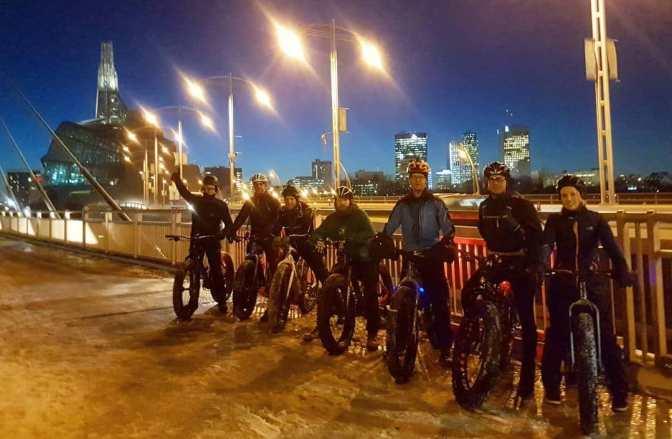 Ride Report:  WCW Fatbike Club Ride – 1 March 2018