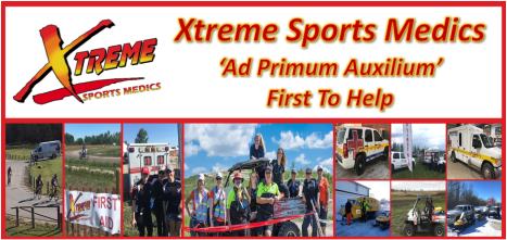 Xtreme Sports Medics Banner Collage