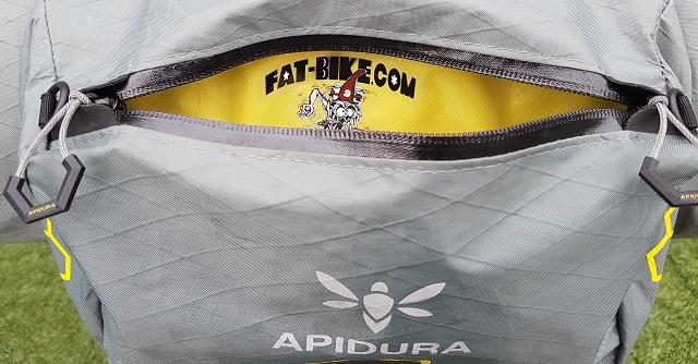 Fat-Bike.com Gear Review:  Apidura Bikepacking Backcountry Bags
