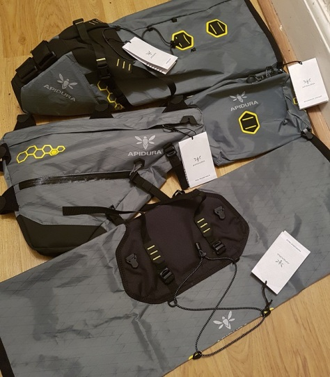 2018 4 19 - Apidura FB Bags Review - 2