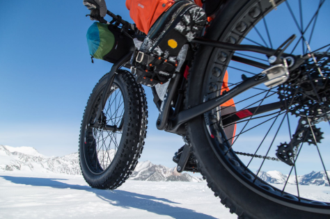 Fatbiking Antarctica - Eric Larson Bucycling Article - 6